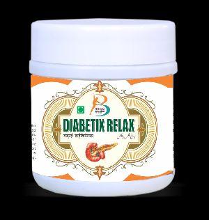 Baqai diabetix relax tablet