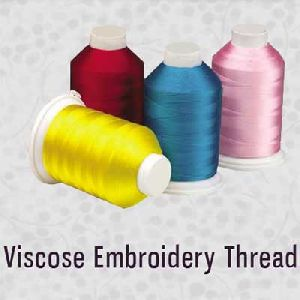 Viscose Embroidery Threads 08