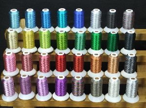 Viscose Embroidery Threads 09