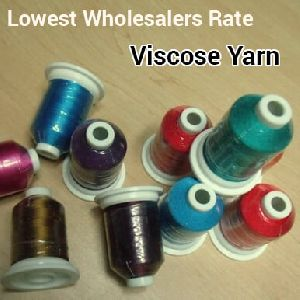 Viscose Embroidery Threads 10