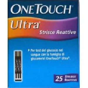 One Touch Ultra Glucometers Strips