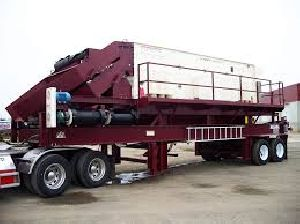 Portable Screening Plant