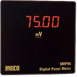 SMP96-AC Digital Panel Meter