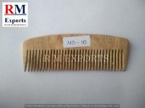 Wooden Comb 06