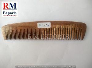 Wooden Comb 05