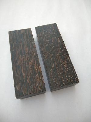 Stabilized  Wood Scales