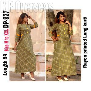 Ladies Kurti-DP-927