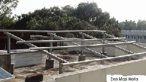 Solar Panel PV Rooftop Structures 01