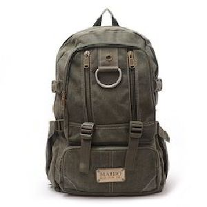 Canvas School Bag