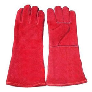 Rexine Leather Gloves