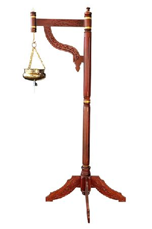 Wooden Dhara Stand Ordinary (Model-1)