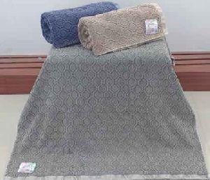 Piece Dyed Jacquard Towel