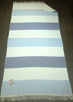 Piece Dyed Stripe Fouta Towel