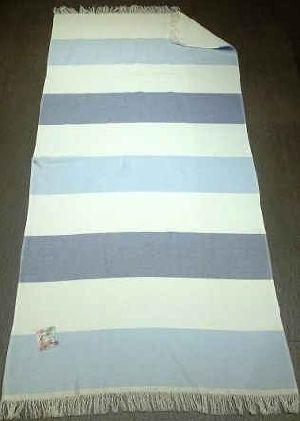 Piece Dyed Stripe Fouta Towel