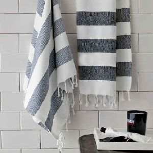 Stripe Fouta Towel