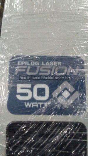50 Watt Epilog Laser