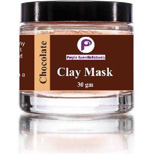 Chocolate Clay Mask