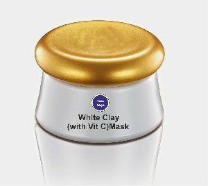 White Clay with Vit C Mask