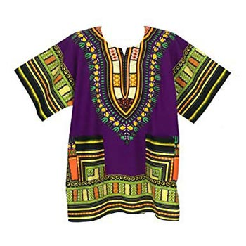 African Ladies Tops