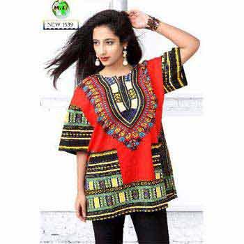 Dashiki Shirt 05