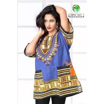 Dashiki Shirt 07