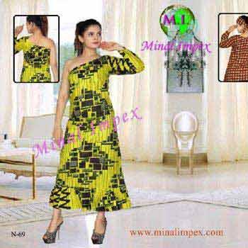 Fancy African Dresses 02