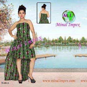Fancy African Dresses 03