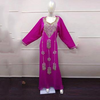 Heavy Embroidered Kaftans 02