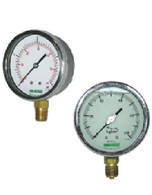 BRASS Internal PRESSURE GAUGE