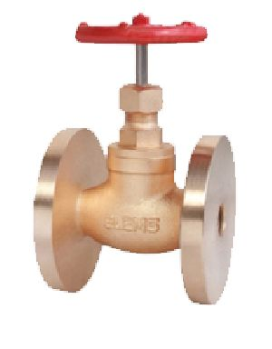 Bronze Globe Stream Stop Valve, Screwed/Flanged