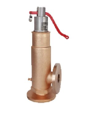 Bronze Pop-Type Safety Valve, Screwed/Flanged