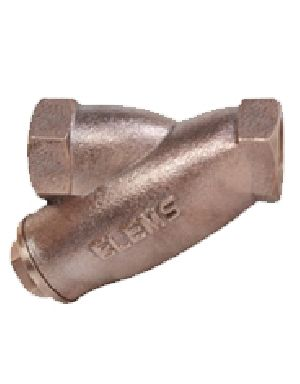Bronze Y-Type Strainer, Screwed/Flanged