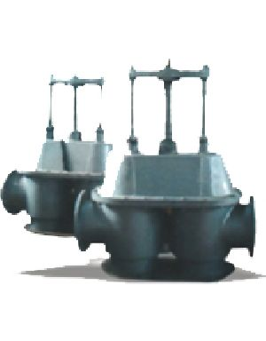 M.S. \ S.S. Fabricated Double Beat Valve