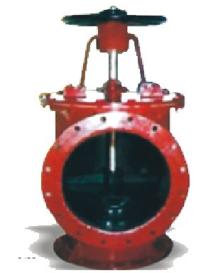M.S. \ S.S. Fabricated Right Angle Valve