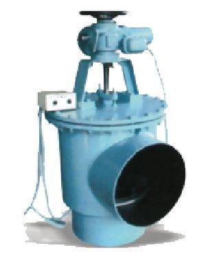 Motorised Right Angle Valve