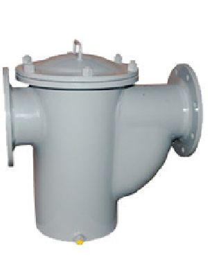 pot type strainers
