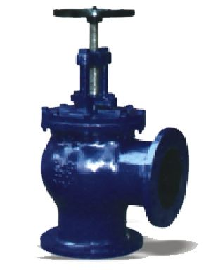Rubber Seated Right Angle Valve