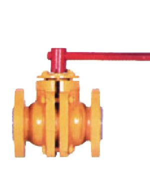 Teflon lined Ball valves