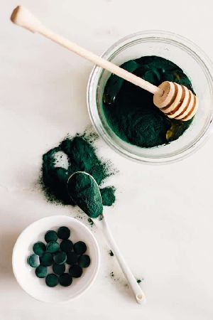 Spirulina Face Pack