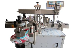 Back Sticker Labeling Machines - Stepper