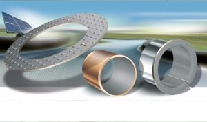 Metal Polymer Composite Plain Bearings