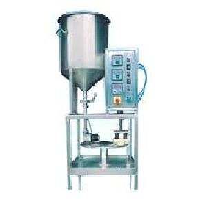 Manual Cup Filling Machine