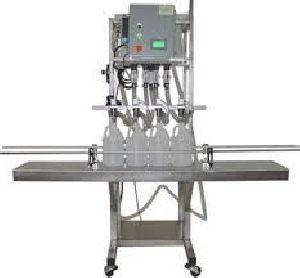 Semi Automatic Liquid Pouch Filling Machine