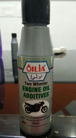 Two Wheeler Engine Oil Additive