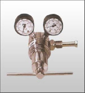 Single Stage Stainless Steel Gas Regulator