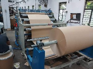Karf paper slitting machine