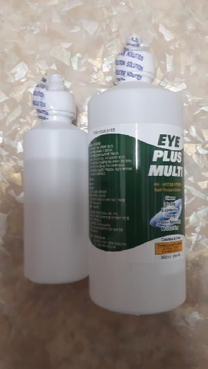 Eye Plus Multi Purpose Solution