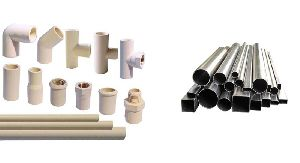 PVC Pipes And Accessories