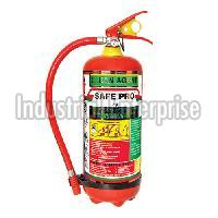 Clean Agent Fire Extinguisher 6 Kg