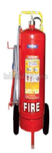 DCP Type Fire Extinguisher 09